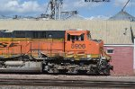 BNSF 5906: Wrecked at Old Monroe