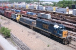 CSX transfer from Tilford to Inman