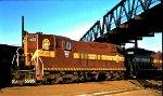 Duluth Missabe and Iron Range SD9 167