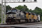 A day late general freight rumbles some Atlanta Earth