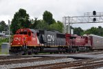 NS 288 Canadian Powered