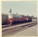 Illinois Central Rantoul, Illinois July 1968