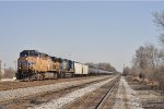 UP 5818 On CSX K 423 Southbound