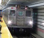 NYCT R11 8013 on the Second Avenue Subway