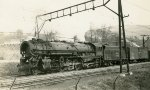 BM 2-8-4 #4006 - Boston & Maine