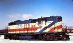 Chicago and Northwestern GP18 1776