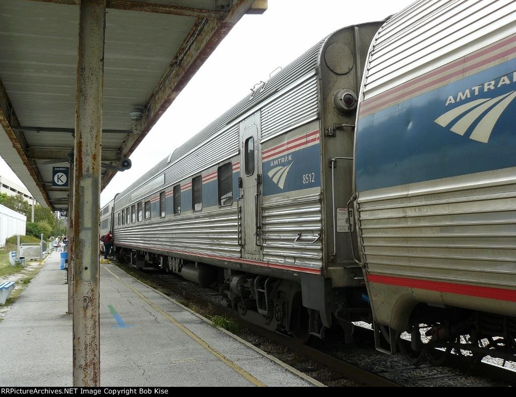 Train 98 stopped at Orlando