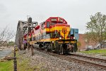 KCS 2028 Leads the Bossier Turn