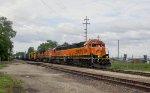 BNSF 2576 West