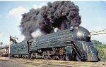 "B&O ""The Cincinnatian"" train #53"