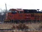 BNSF SD70ACe-P4 8518