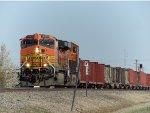BNSF C44-9W 4870