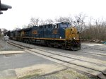 CSX 3390 and 3121