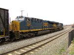 CSX 3121 and 3390