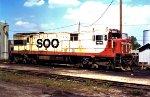 Soo Line U30C 800