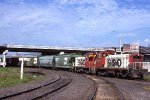 Soo Line SW9s in Duluth