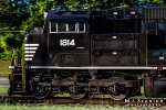 NS 1814 | EMD SD70ACC | NS Memphis District West End