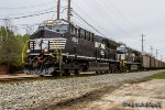 NS 3654 | GE ET44AC | NS Memphis District