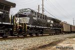 NS 3652 | GE ET44AC | NS Memphis District