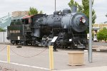 Grand Canyon Railroad #539