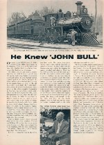 """He Knew 'John Bull,'"" Page 16, 1955"