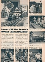 """Altoona PRR Men Entertain,"" Page 19, 1955"