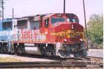 BNSF 162  (ex-ATSF 162)