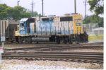 CSX 2542  (ex-SCL 542)