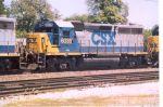 CSX 6035  (ex-B&O 4135)