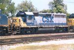 CSX 6072 (ex-C&O 4173)