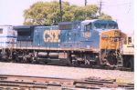 CSX 7846 in newthe scheme