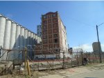 Pillsbury Mills Starting to Demolish