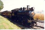 Steam loco at Cherry Hill Pa