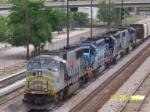 TFM 1630 leads NS-KCS train 339.