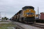 CSX Southbound Train