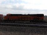 BNSF ES44C4 7189