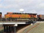 BNSF ES44AC 5740