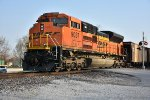 BNSF 9037 Roster.