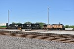 NS 6959 Sit's in the Dupo yard waiting for a crew.