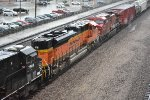 BNSF 9045 Roster.