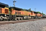 BNSF 5076 Roster.
