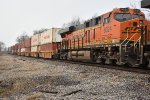 BNSF 8024 Roster.
