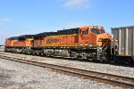 BNSF 6004 Roster.