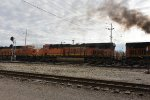 BNSF 8161 roster