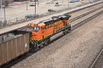 BNSF 5941 Roster.