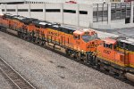 BNSF 7081 roster