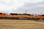 BNSF 267 roster