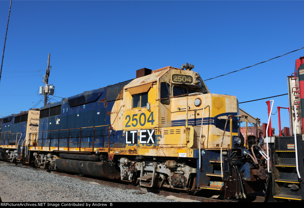 LTEX 2504