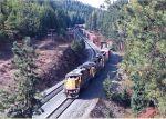 EB drag freight