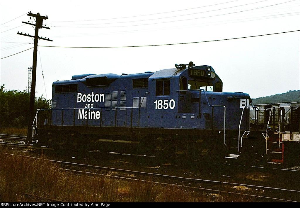 B&M GP18 1850